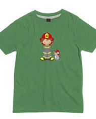 esther-brandweerman-groen